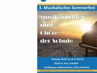 Musikalisches Sommerfest am GL