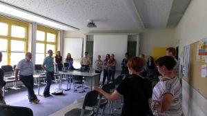 Ehemaligenverein Treffen 2014