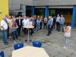 Ehemaligenverein Treffen 2014  Gruppe