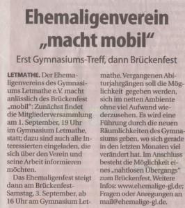 Stadtspiegel 31.8.2016