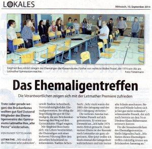 Stadtspiegel 10.09.2014